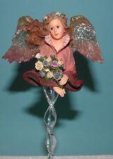 "Boyds Bears, Angel ornament ""Viviana Guardian of Love"" #25103 Nib 2001"