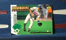 1994 Upper Deck Albert Belle SP Home Field Advantage #285 Cleveland Indians