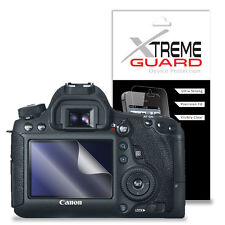 Genuine XtremeGuard LCD Screen Protector Cover For Canon EOS 6D (Anti-Scratch)