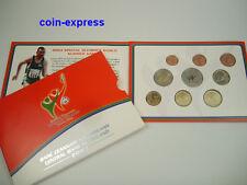 *** euro kms Irlanda 2003 Special Olympics World Games rumbo conjunto de monedas coin set **