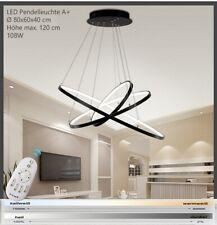 LED 108W Pendelleuchte 2130 Fernbedienung Lichtfarbe helligkeit steuerbar A+ NEU