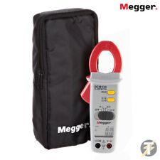 Megger DCM320 Grande Mandíbula Abrazadera de corriente AC Digital Medidor
