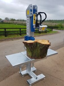 16 tonne tractor mounted hydraulic log splitter