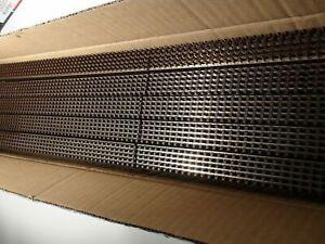 "HO ATLAS #500 CODE 83 SUPER FLEX MODEL TRAIN TRACK 36"" NEW 25 PIECES BROWN TIES"