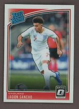2018-19 Donruss Optic Soccer Jadon Sancho England RC Rookie