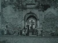 Antigua Fotografía Nº 7 Ronda Puerta de la Almocábar por Jose María Reyes