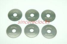 Φ20MM Watchmaker Lathe Solid Carbide Slotting Saw Blade