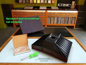 New straps for Bang & Olufsen BeoVox Redline RL60 / RL60.2 / RL6000 Speakers