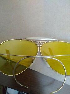 Vintage Shooter Ray Bans Sunglasses