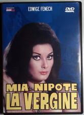 MIA NIPOTE LA VERGINE - Schroeder DVD Edwige Fenech OOP
