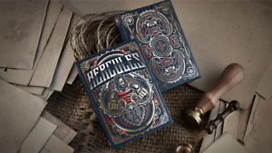 BRAND NEW CARDS - Limited Edition Hercules Playing Cards