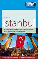 *  ANDREA GORYS - DUMONT REISE-TASCHENBUCH REISEFüHRER ISTANBUL