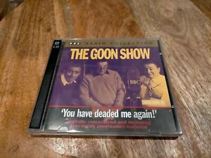 THE GOON SHOW | 2CD | BBC RADIO COLLECTION |
