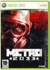 Xbox 360 - Metro 2033 **New & Sealed** Official UK Stock