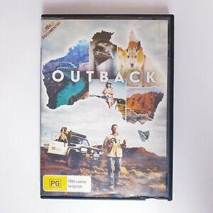 Outback DVD Movie Region 4 AUS Free Postage - Australia Adventure Documentary