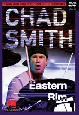 Chad Smith Eastern Rim Instructional Drum DVD NEW 000320705