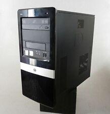 Hp Pro 3005 Desktop Computer Dual Core 3.0Ghz 4Gb 500Gb Windows 10 Dvd Hpb3005