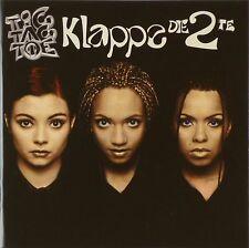 CD - Tic Tac Toe  - Klappe Die 2te - #A1410