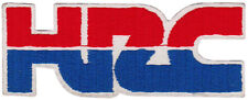 HONDA Racing Corporation LOGO Sew-on patch
