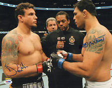 FRANK MIR ANTONIO RODRIGO NOGUEIRA SIGNED AUTO'D 11X14 PHOTO PSA/DNA UFC 140 100