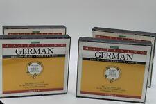 German Barron's Mastering 15 Audio Cds used to train Diplomats
