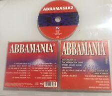 CD ABBAMANIA 2 COMPILATION CD DV 6323