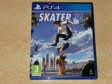 Skater XL ps4 Playstation 4 UK Spiel ** Kostenlose UK Versand **