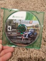 Farming Simulator 15 for XBOX 360 disc only