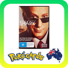 SHARK - Season One - James Woods (6 DISC DVD) R4- FREE POSTAGE PRE-OWNED