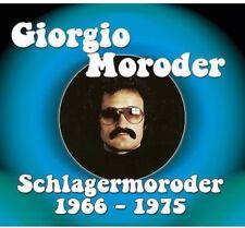 Giorgio Moroder - Schlagermororder 1 [New CD] Germany - Import