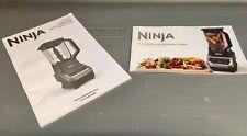 Ninja Blender Bl610 Manual & Recipe Guide