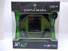 Xbox 360 Headset - Turtle Beach / Ear Force X42 (mit OVP) NEUWARE