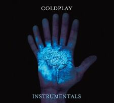 Coldplay INSTRUMENTALS limited edition 2016 2CD set in DigiPak. Neu! versiegelt!