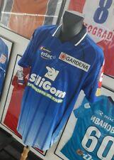Maillot jersey maglia camiseta shirt camisa estac troyes porté worn 2001 2002 XL