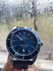 Breitling Superocean A17320 Wrist Watch