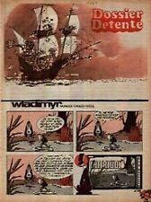 Mini-récit Spirou n° 1861 - année 1973