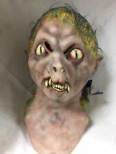 latex horror Mask Halloween  scary lizard  Lady mask  costume fancy dress prop
