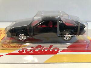 1/43 SOLIDO Voiture Miniature CHEVROLET CAMARO 1983 Neuf