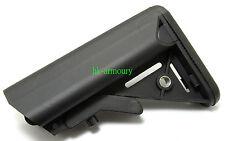 HKA LMT SOPMOD MK18 MOD CRANE Stock For AEG GBB Systema PTW (BLACK) US