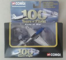 Corgi 100 Years of flight P-51D mustang USAAF 328 fighter - corgi boxed jet