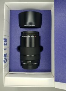 Carl Zeiss Touit 50mm F/2.8 Macro (for FUJIFILM X mount)