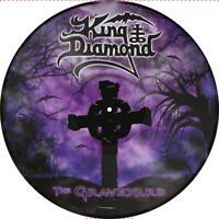 KING DIAMOND - THE GRAVEYARD  2 VINYL LP NEU