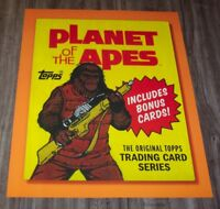 VINTAGE STYLE PLANET OF THE APES TOPPS NYCC Comic Con PROMO POSTER