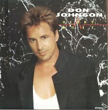 "Don Johnson - Heart Beat (7"" Vinyl-Single Dchallplatte Holland 1986)"