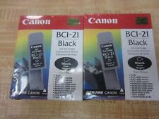 Canon BCI-21 Ink Cartridge F47-0731-TPK (Pack of 2)