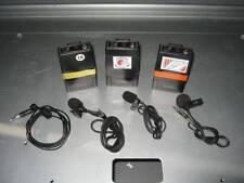 RONDSON VXM-188LTS EMETTEUR VHF lot de 3