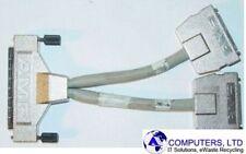 HP COMPAQ AMP AMPHENOL 142140-001 10109 SCSI Y-SPLIT CABLE