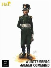 Hat industries 	1/32 Napoleonic Wurttemberg Jaeger Command (18) HAT9316