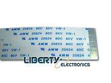NEW RIBBON FLAT FLEX CABLE 40 PIN * 400mm LONG * 0.50 mm PITCH