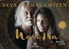 Mantra - Mit Mantra-CD von Miten Premal und Deva Premal (2017, Gebundene Ausgabe)